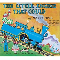 Growth Mindset Books for Kids, The Little Engine that Could