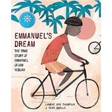 Growth Mindset Books for Kids, Emmanuel's Dream