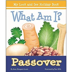 Children's Books About Passover, What Am I