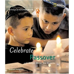 Children's Books About Passover, Celebrate Passover