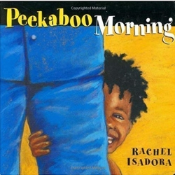 Diverse Baby Books Peekaboo Morning