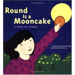 Diverse Baby Books Round is a Mooncake