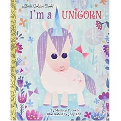 Picture Books About Unicorns, I'm a Unicorn