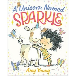 Picture Books About Unicorns, A Unicorn Named Sparkle