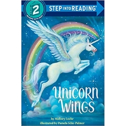 Picture Books About Unicorns, unicorn Wings