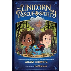 Picture Books About Unicorns, The Unicorn Rescue Society