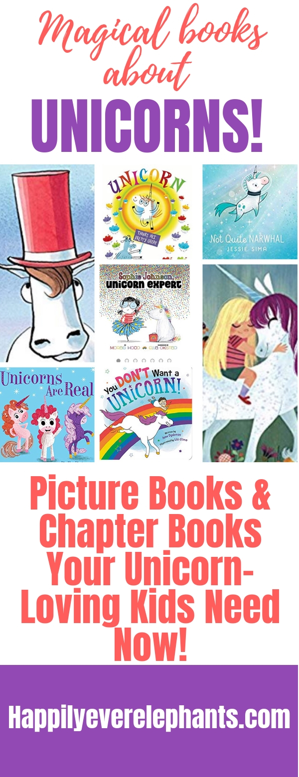 Picture Books About Unicorns Your Kids Need NOW! If you have a Unicorn Loving little on in your house, these are must-have stories for your shelves!.jpg