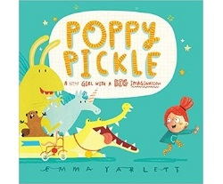 Children's Books About Imagination Poppy Pickle