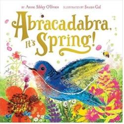 Spring Books for Children, Abracadabra it's Spring