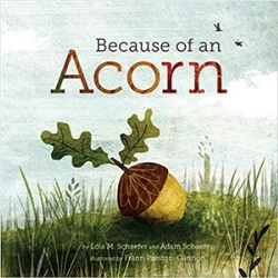 Spring Books for Children, Because of an Acorn