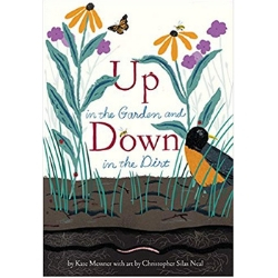 Spring Books for Children, Up in the Garden and Down in the Dirt