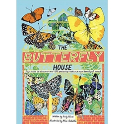 Spring Books for Children, The Butterfly House