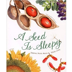 Spring Books for Children, A Seed is Sleepy