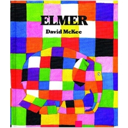 Picture Books About Elephants, Elmer