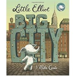 Picture Books About Elephants, Little Elliot Big City