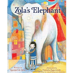 Picture Books About Elephants, Zola's Elephant