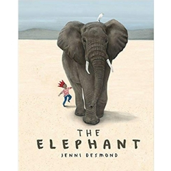 Picture Books About Elephants, The Elephant