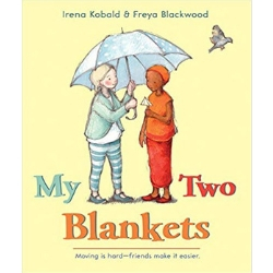 Multicultural Children's Picture Books, My Two Blankets