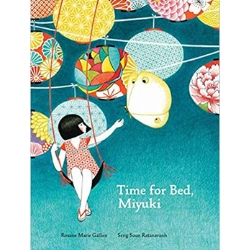 Multicultural Children's Picture Books, Time for Bed