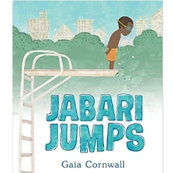 Multicultural Children's Picture Books, Jabari Jumps