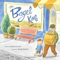 Multicultural Children's Picture Books, The Bagel King