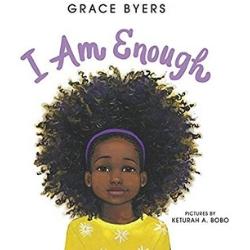 Multicultural Children's Picture Books, I am Enough