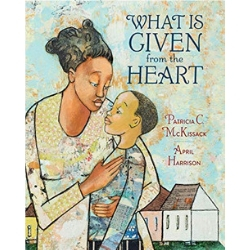 Multicultural Children's Picture Books, What is Given from the Heart