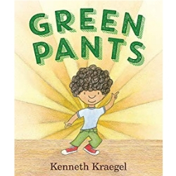 Multicultural Children's Picture Books, Green Pants