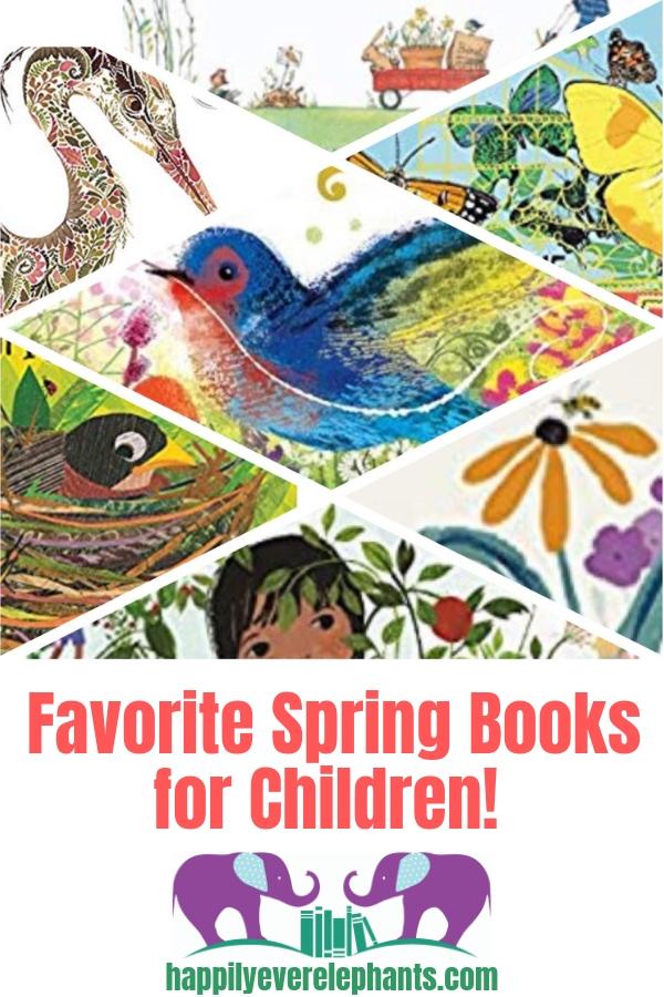 Spring Books for Children!
