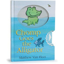 Interactive Books for Babies, Chomp Goes the Alligator
