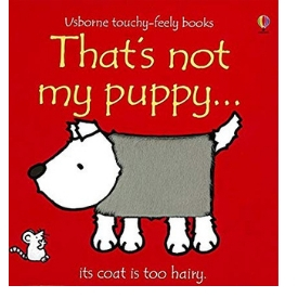 uiInteractive Board Books, That's Not My Puppy