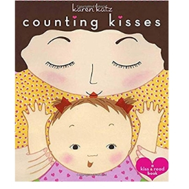 Interactive Board Books, Counting Kisses