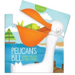 Interactive Board Books, Pelican's Bill
