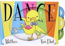 Interactive Board Books, Dance