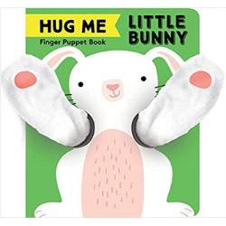 Interactive Board Books, Hug Me Little Bunny