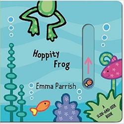 Interactive Board Books, Hoppity Frog