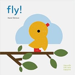 Interactive Books for Babies, TouchThinkLearn Fly