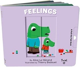Interactive Board Books, Feelings