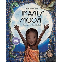Children's Books About Moms, Imani's Moon