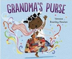 Children's Books About Moms, Grandma's PUrse by Vanessa Brantley-Newton