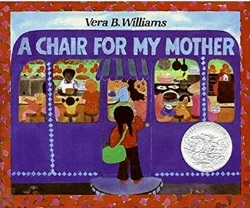 Children's Books About Moms, A Chair for My Mother