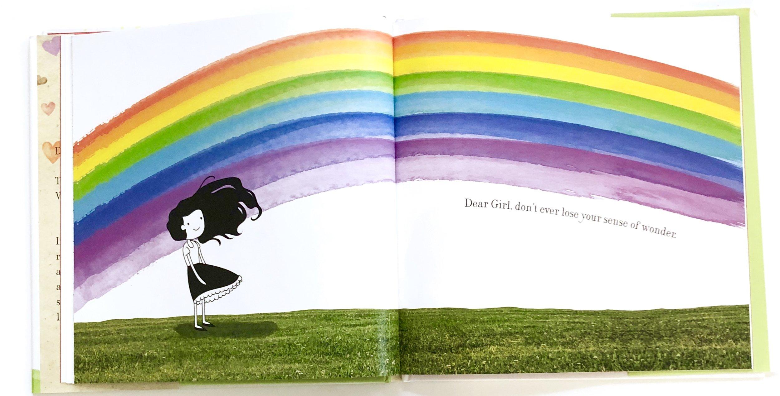 Books about strong girls, Dear Girl!