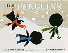 Winter Books for Kids, Little Penguins