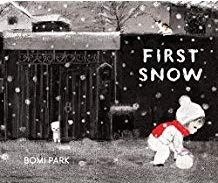 Winter Books for Kids, First Snow Bomi Park