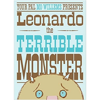 Mo Willems Book List, Leonardo the Terrible Monster.jpg