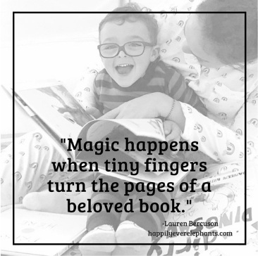 Magic Happens When Tiny Fingers Turn the Pages of a Beloved Book.jpg