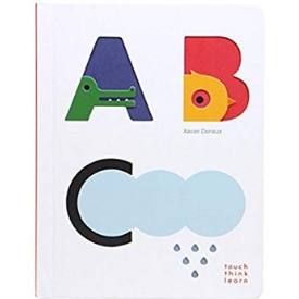 Alphabet Books for Toddlers, TouchThinkLearn ABC