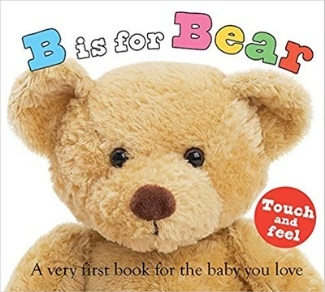 Alphabet Books for Toddlers, B is for Bear