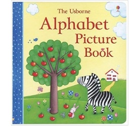 Alphabet Books for Toddlers, The Usborne Alphabet Picture