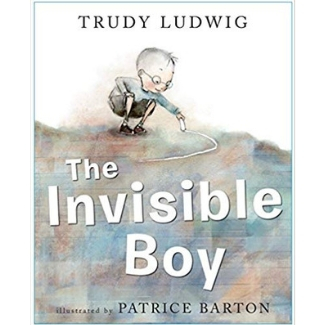 Picture Books About Friendship, The Invisible Boy